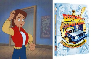 Back to the Future The Animated Series
