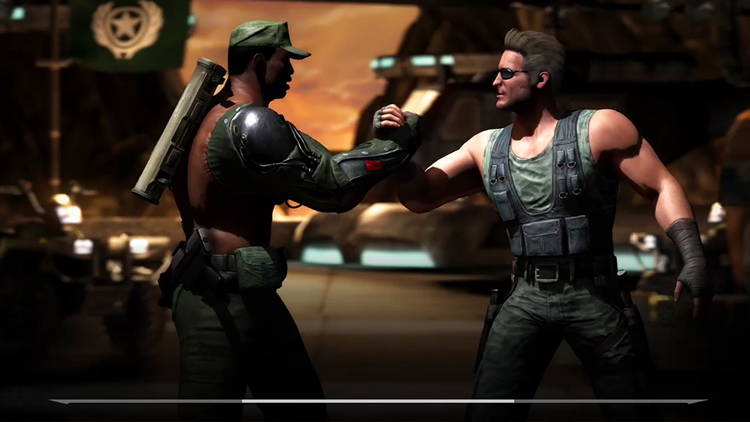 Check Out The PREDATOR Reference in MORTAL KOMBAT X