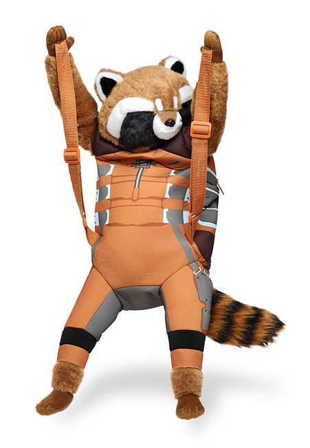 Rocket Raccoon Backpack From GUARDIANS OF THE GALAXY