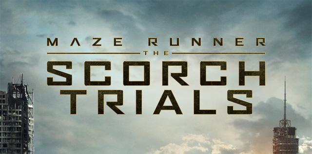 Maze Runner: The Scorch Trials Maze Runner: The Scorch Trials