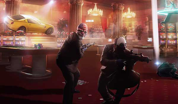 PayDay 2 :The Golden Grin Casino