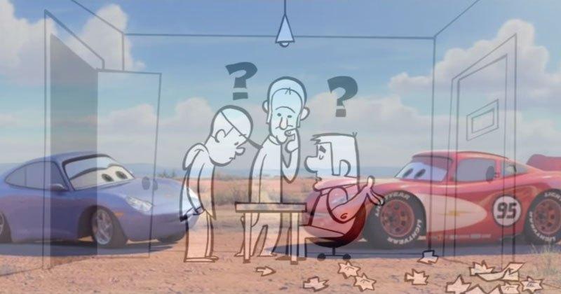 pixar-artists-cars-no-hands-dilemma