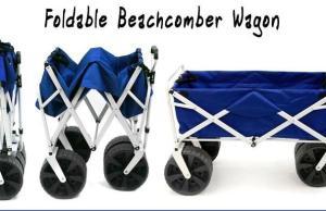 Foldable-Beachcomber-Wagon