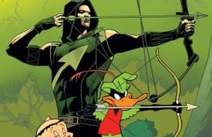 DC Comics Looney Tunes Variant Covers