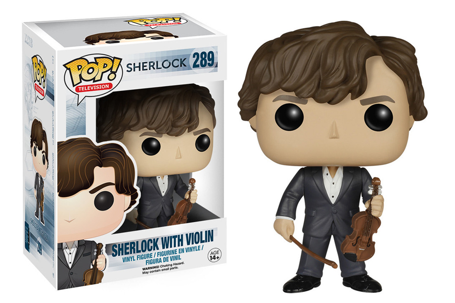 Sherlock Funko Pop! Vinyl Figures