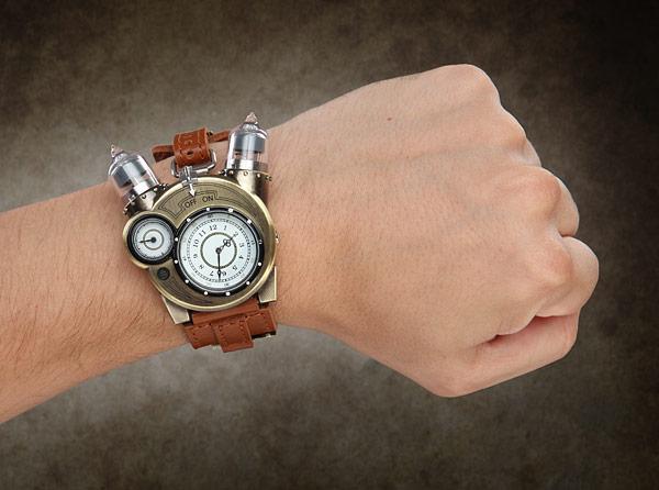 The Tesla Watch