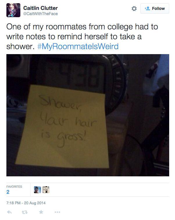 Super Weird Roommates