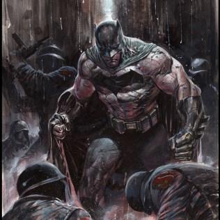 BATMAN V SUPERMAN Fan Art by Arian Syaf
