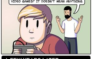 Why We Aren't All Professional Gamers