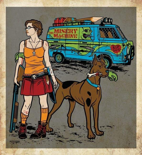 Velma Fan Art