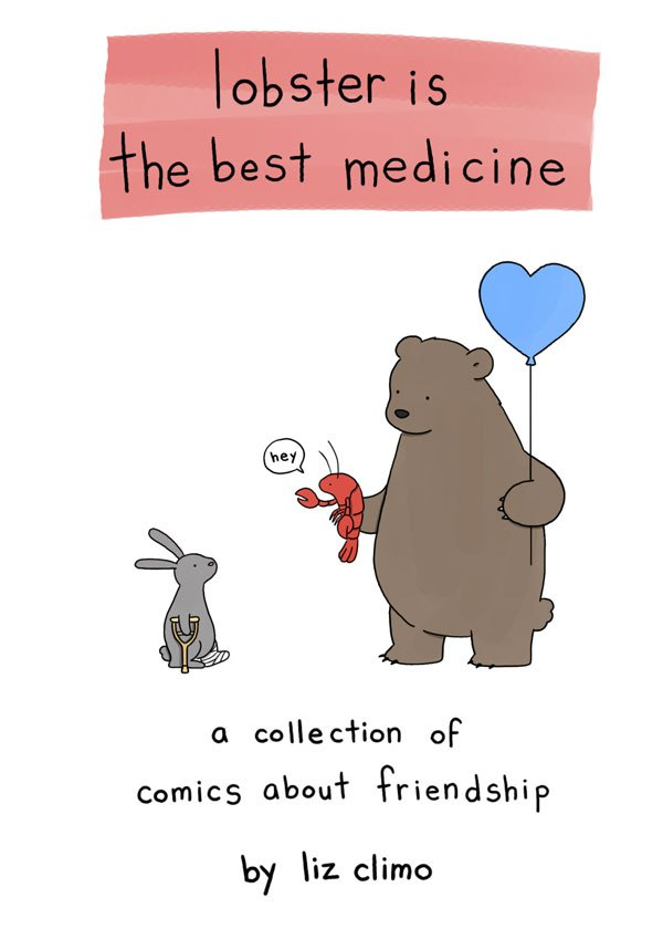 Artist Liz Climo is Back with More Hilarious Comics