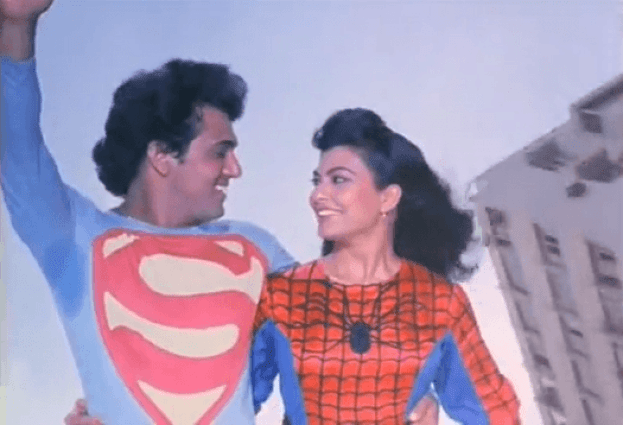 BOLLYWOOD SUPERMAN