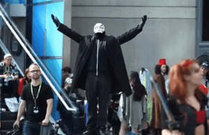 Beat Down Boogie Released 2 Cosplay Videos From NYCC 2015