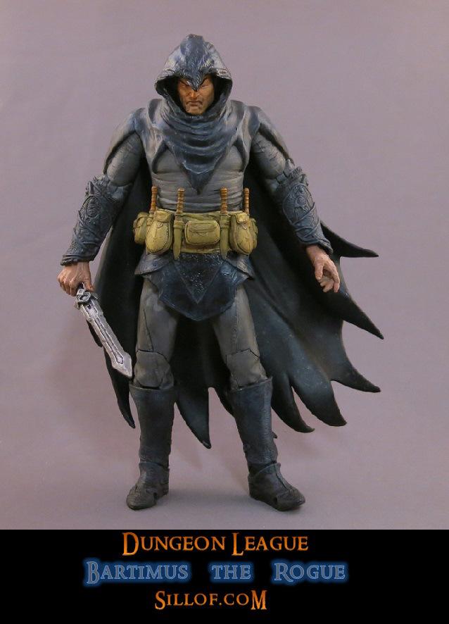 Medieval Justice League Action Figures (1)