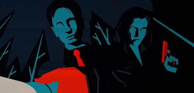 X-FilesAnimated