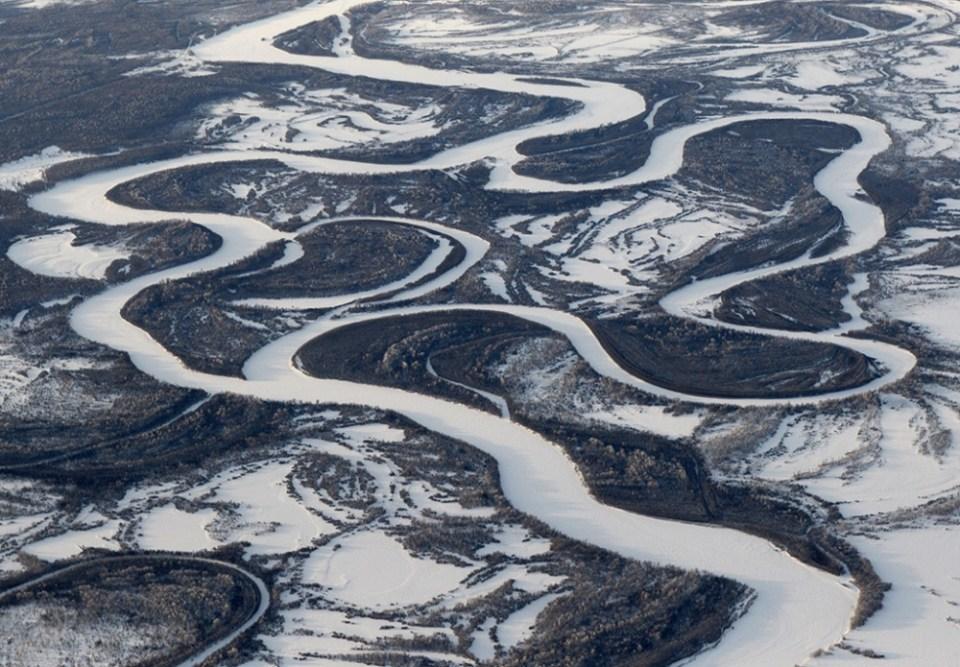 Winter Kamchatka, Russia