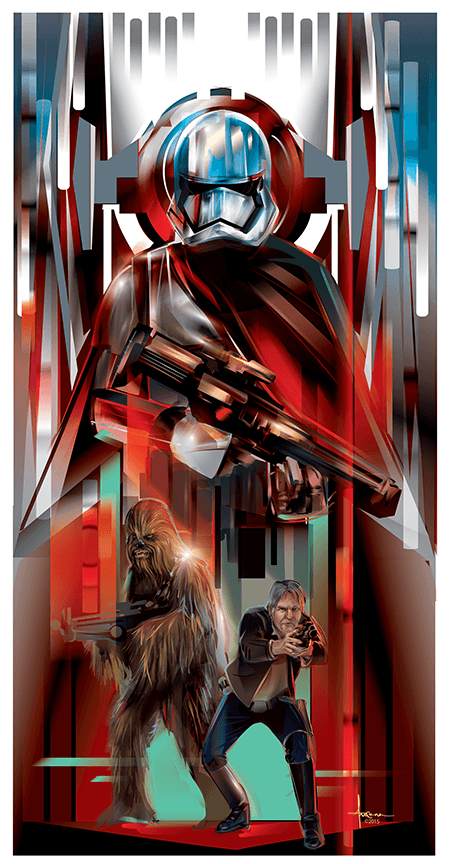 STAR WARS Vector Art