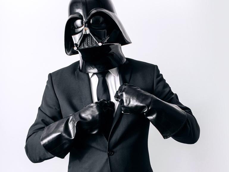 Everyday Life Of Darth Vader