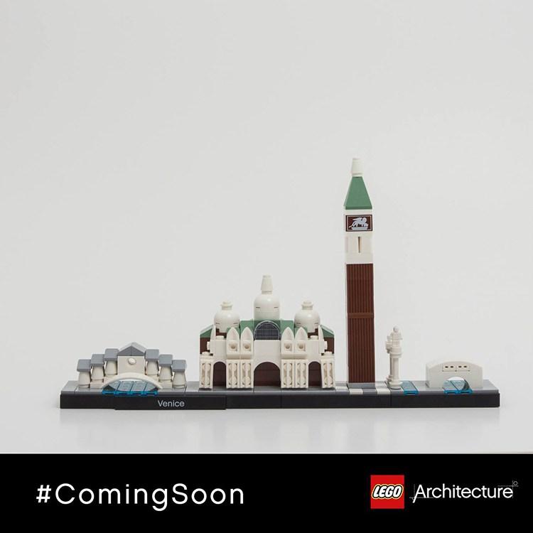 LEGO Architecture's New 'Skyline' Series