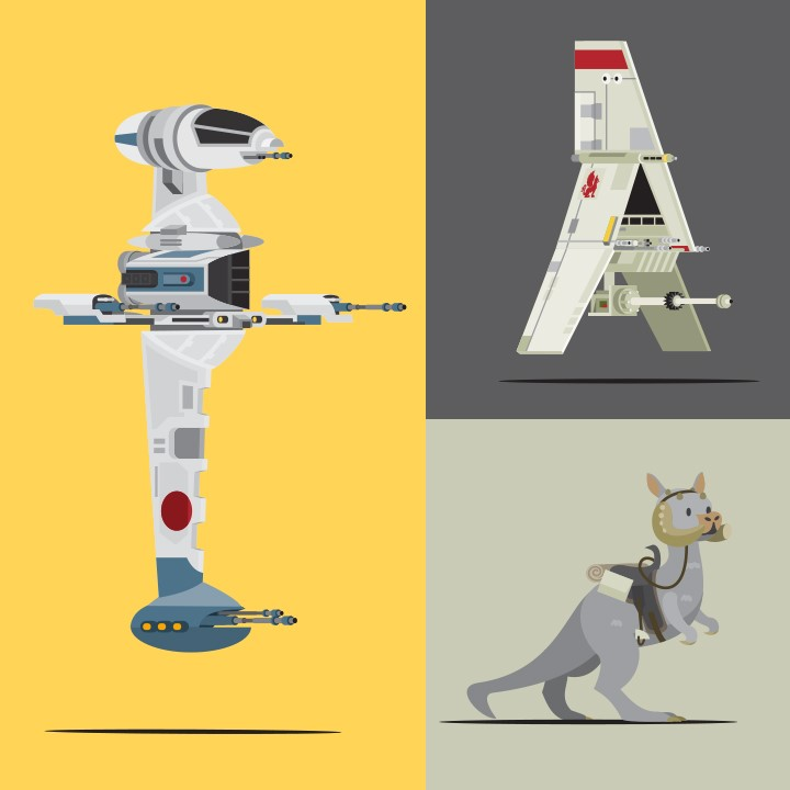 Star Wars Vehicles In A Brilliant New Chart