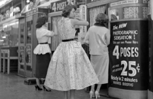 1950s New York Photographs Discovered In The Attic