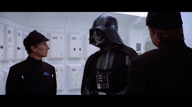 Donald Trump Dubbed Over Darth Vader