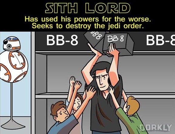 Hilarious Comic Illustrates Levels of STAR WARS Fandom