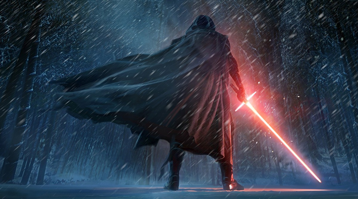 33 Hugely Popular Star Wars: The Force Awakens HD Desktop Wallpapers