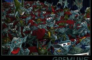 GREMLINS Poster Art