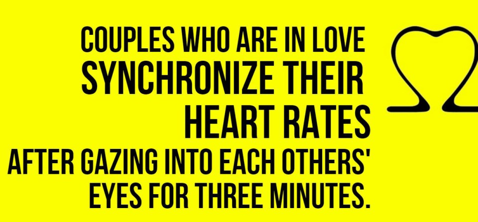 incredible love Facts
