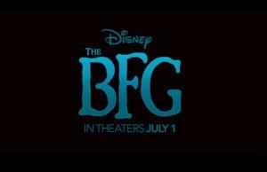 Steven Spielberg's The BFG Movie