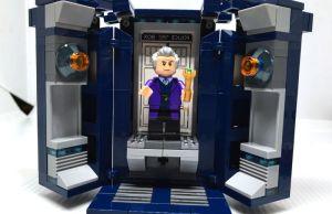 Doctor Who LEGO Set