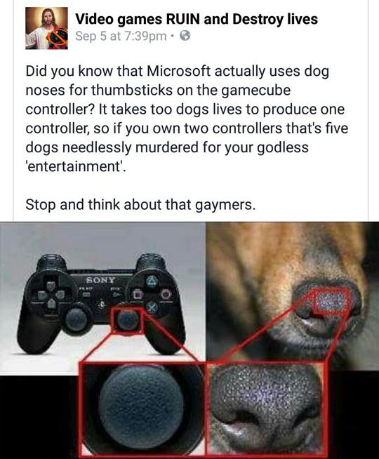 funny-game-console-controller-dog-nose-1