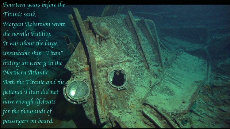Facts About The Titanic
