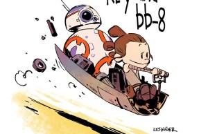 Fun Illustrations of Star Wars