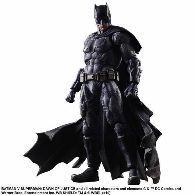 Batman From BATMAN V SUPERMAN Action Figure