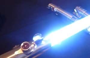 Fan-Made Lightsaber