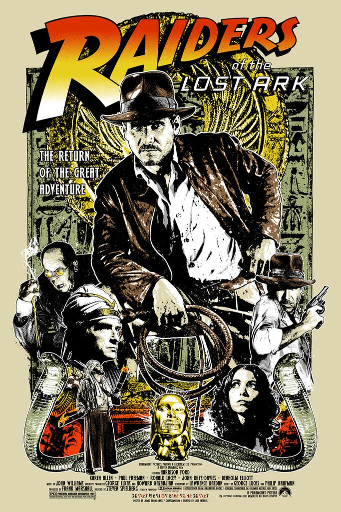 Geek Film Poster Art (1)