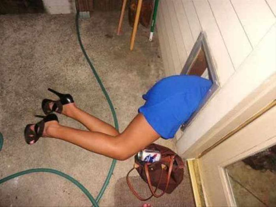 These Girls Took Partying Way Too Far