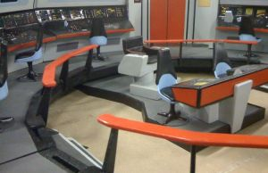 STAR TREK Playset Made By Dad For His Son