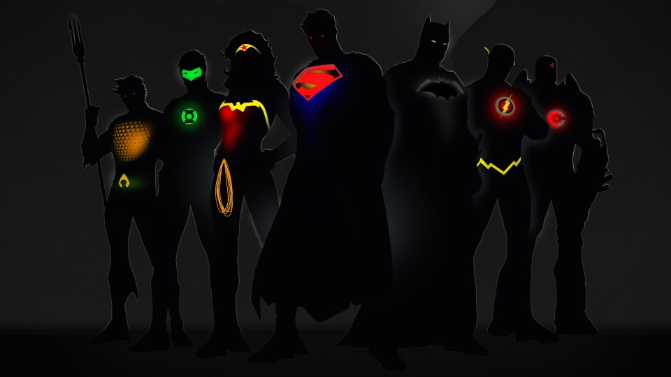 Superheroes HD Desktop Wallpapers 2016