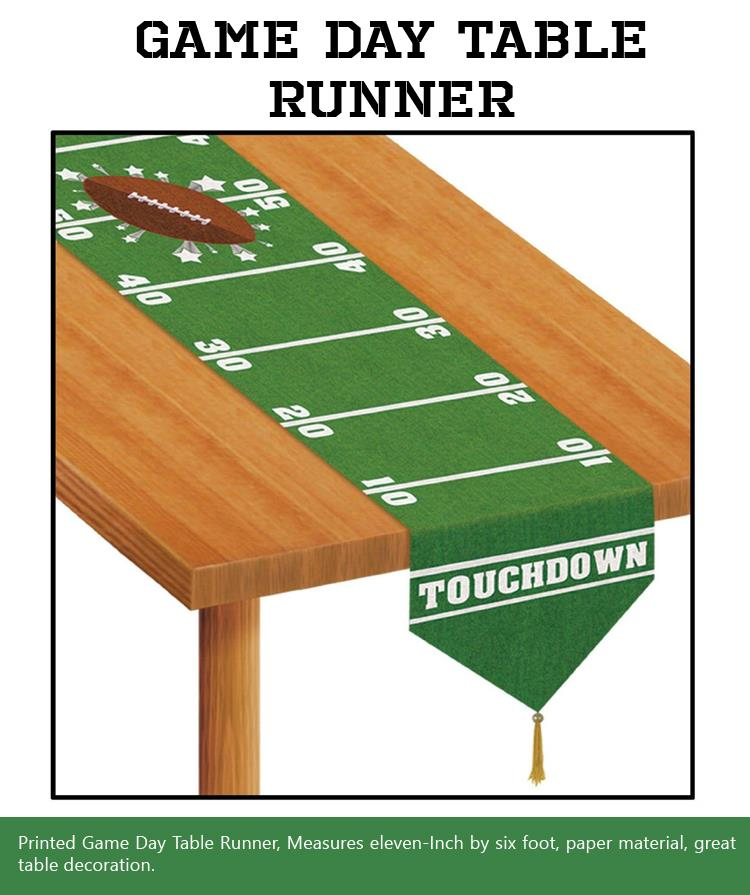 Game-Day-Table-Runner
