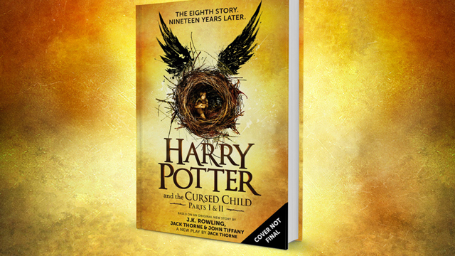 Harry Potter 8th Book Cursed Child