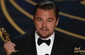 Leonardo DiCaprio's Very First Oscar Acceptance Speech!