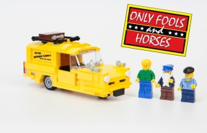 Only Fools and Horses Lego Set