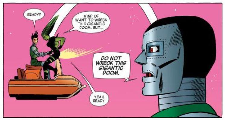 Comic Book Panels (1)