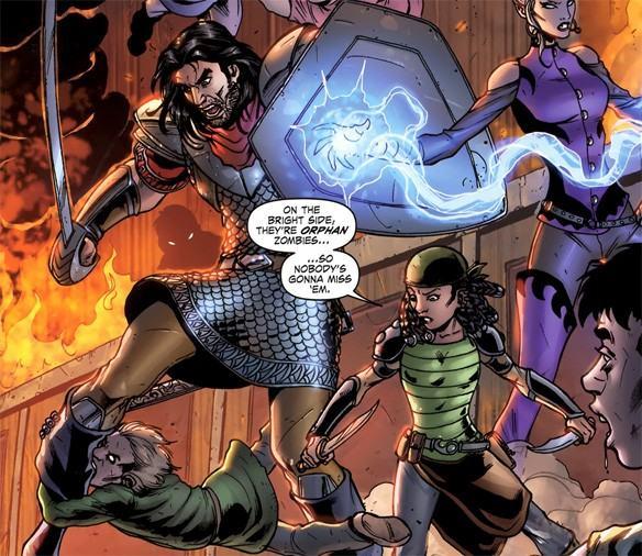 Comic Book Panels (14)