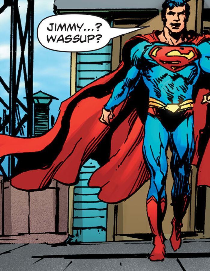 Comic Book Panels (2)