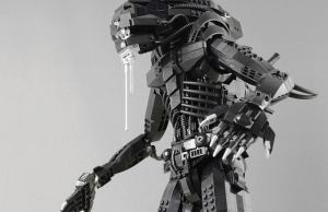 LEGO Xenomorph From ALIEN