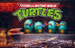 TEENAGE MUTANT NINJA TURTLES Easter Egg Printables